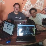 HackathonPy 2012 - El team