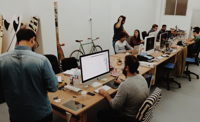 Coworking casiva agustin for Bureau de imagens